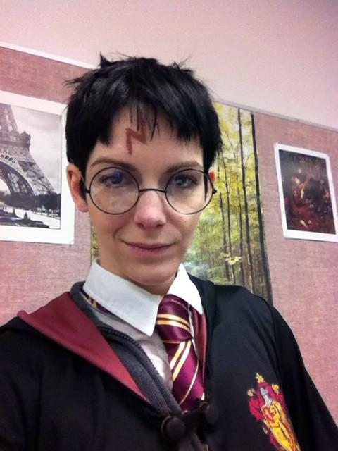 Harry Potter Halloween copy